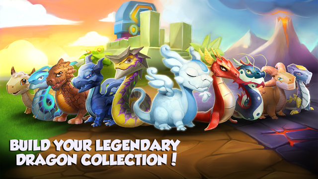 Breed, raise and train your dragons in Gameloft's Dragon Mania Legends (via @iDownloadBlog)