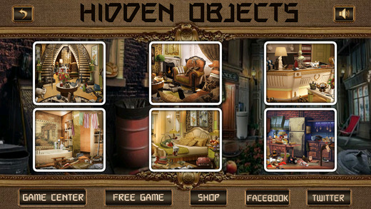 Celebrity Royal House for Movie Hidden Objects