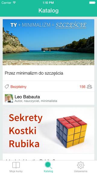 Mobilna Akademia. Kursy i szkolenia w Twojej kieszeni.
