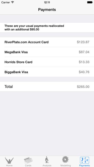 Become: Debt Free iPhone Screenshot 5