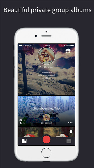Snappit - Easy Photo Albums