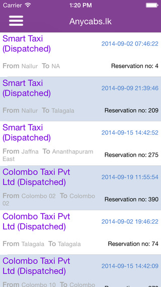 Anycabs.lk