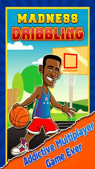 2015 Madness Dribbling in multiplayer Basketball h