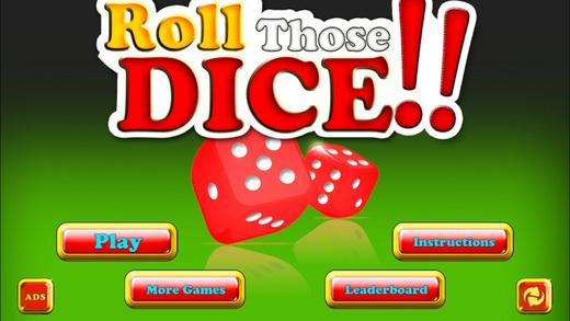 Pro Dice Ten Thousand - Roll Those Lucky Dice Classic Dice Game Fun