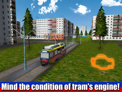 Russian Tram Driver 3D screenshot 7