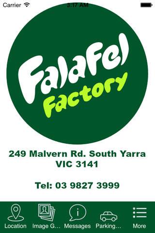 Falafel Factory screenshot 1