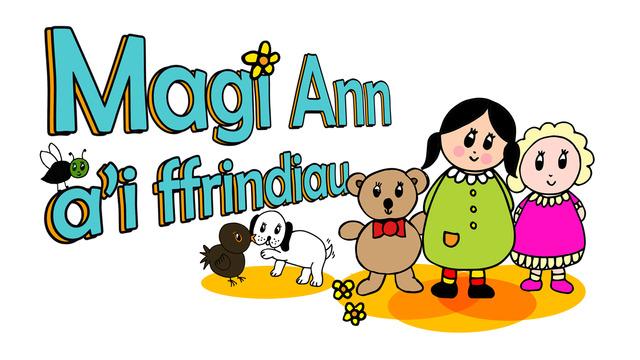 Llyfrau Hwyl Magi Ann Set 2