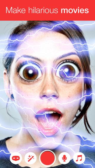 LOL Movie Pro: Change your face + voice