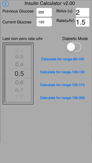EZ Insulin Calculator