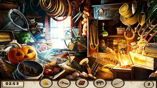 Adventure hidden objects - hidden object game