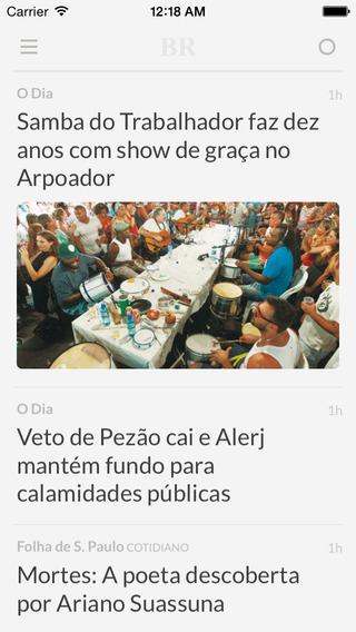 Jornais BR - Os mais importantes jornais do Brasil