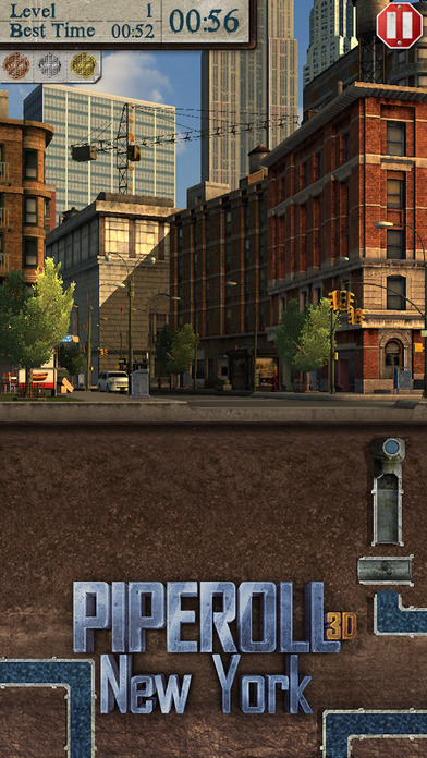 PipeRoll 3D screenshot 1