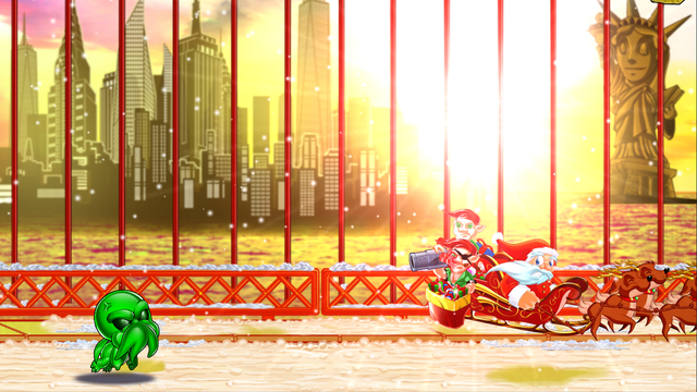 Cthulhu v Santa Claus: War on Christmas FREE