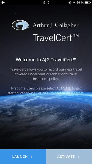AJG TravelCert