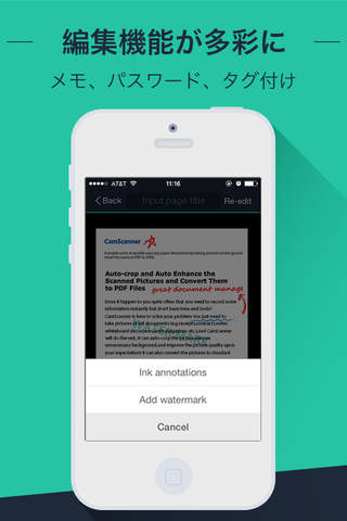 CamScanner +| PDF Document Scanner and OCR screenshot 2