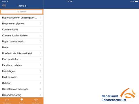 iSignNGT iPad Screenshot 2