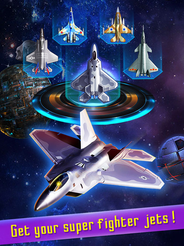 Fighter Jets All-Star: classic arcade fighter jet game free Screenshots