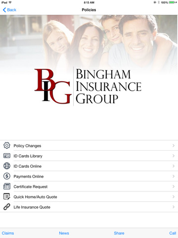 Bingham Insurance Group HD