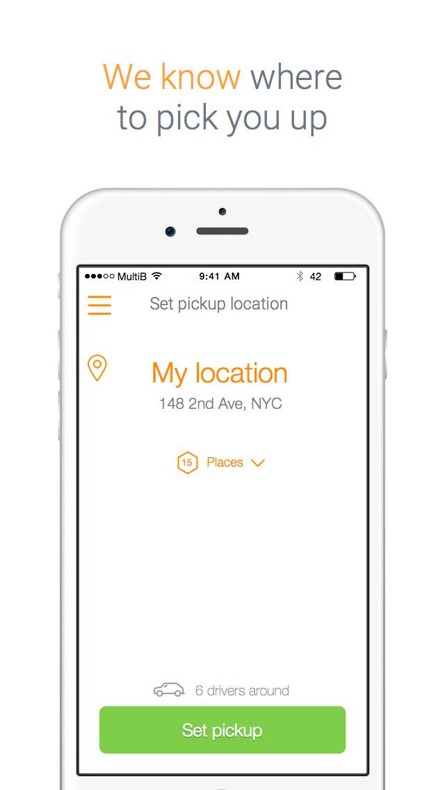KobaaTaxi: Booking a taxi, the smart way
