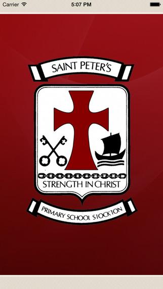 St Peter's Primary School Stockton - Skoolbag