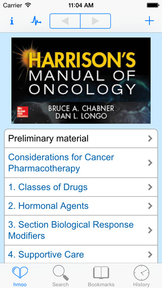 Harrisons Manual of Oncology Second Edition