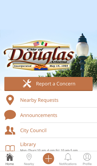 Douglas Delivers