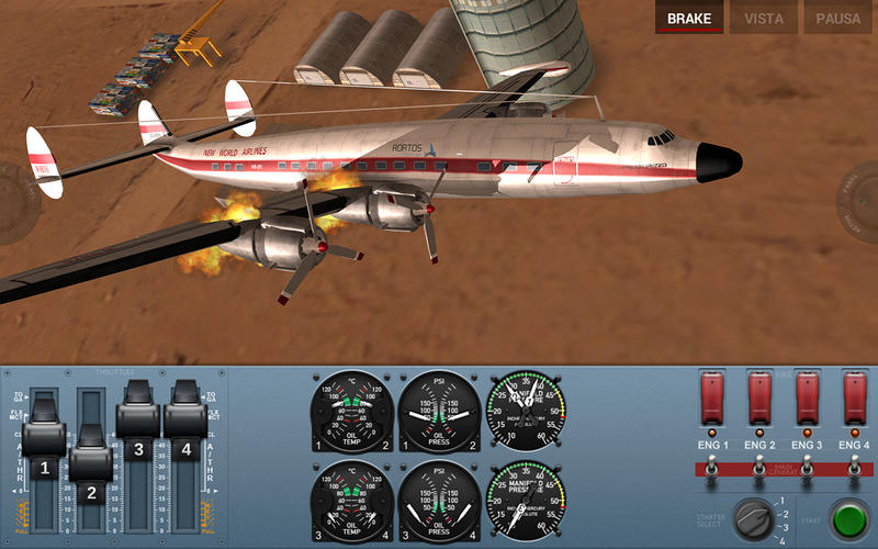 Extreme Landings Pro Screenshot - 2
