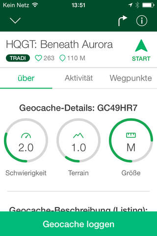 Geocaching® screenshot 2