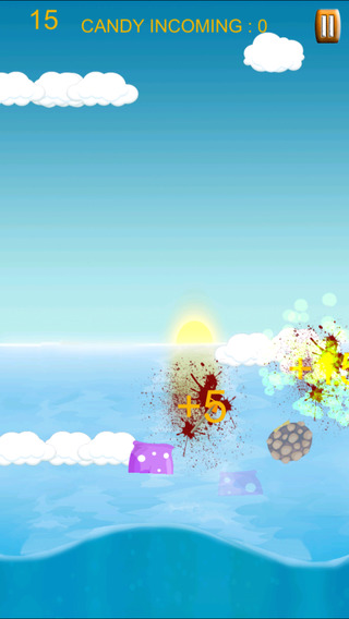 Candy Fighter Fishing - Underwater Cupcake Party Edition FULL by Golden Goose Production