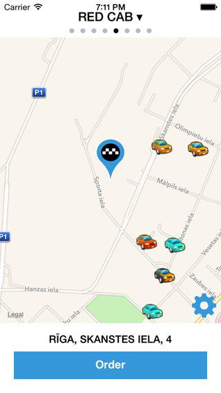 Click Taxi