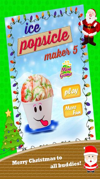 Frozen Ice Popsicles Maker 5