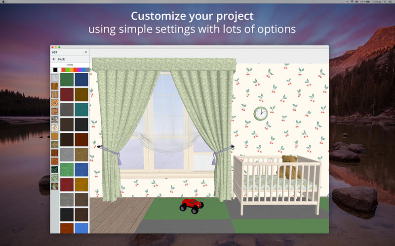 Kids room design 5d kids room plans interior design and for Office design 5d