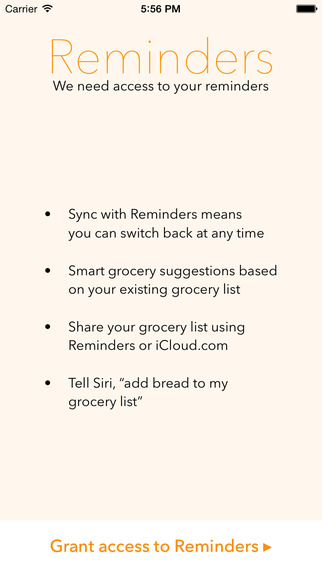 Daily Bread - Smart Grocery List