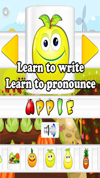 Learn English Words for Kids