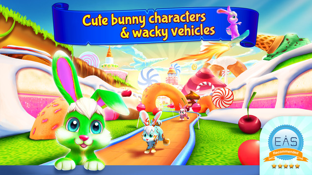 Wonder Bunny Math Race: 1st Grade App for Numbers Addition and Subtraction
