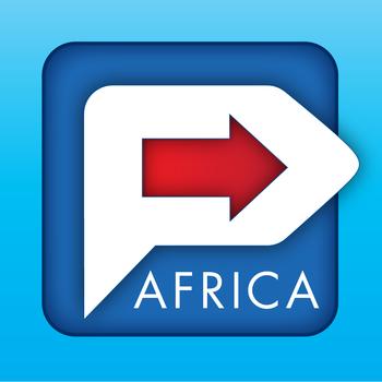 AfriGIS Navigator Africa 交通運輸 LOGO-阿達玩APP
