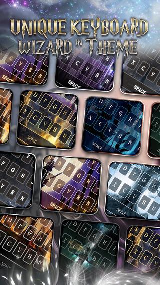 KeyCCM – Wizard : Custom Wonderful Color Wallpaper Keyboard Magician Design Themes Photo Fantasy Sty