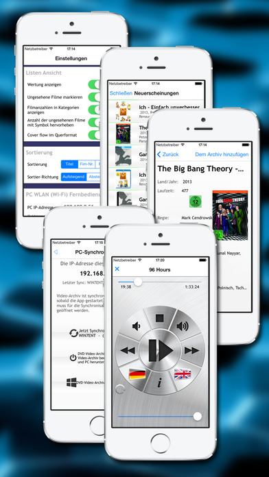 DVDdb iPhone Screenshot 5