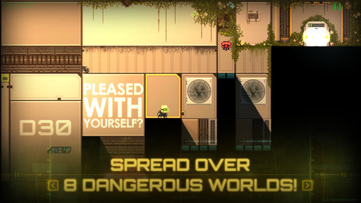 Enjoy Stealth Gameplay in Stealth Inc