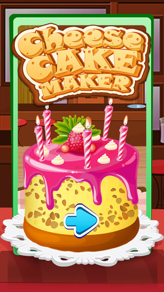 Cheese Cake Maker – A cooking kitchen game