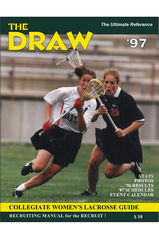 The Draw-Collegiate Guide to Women's Lacrosse screenshot 3