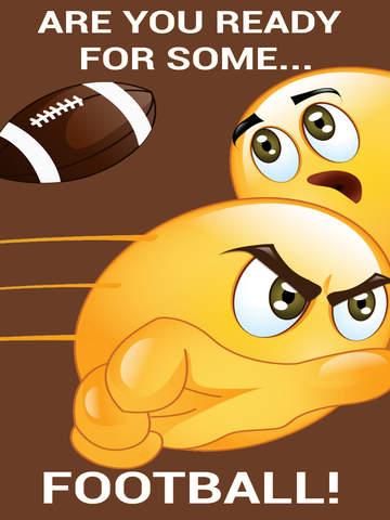 Football Emojis Keyboard - Extra Emojis & New Emoticons by Emoji World Скриншоты2