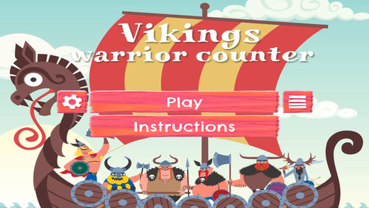 Vikings Warrior Counter - PRO - Primitive War Territory Puzzle Game