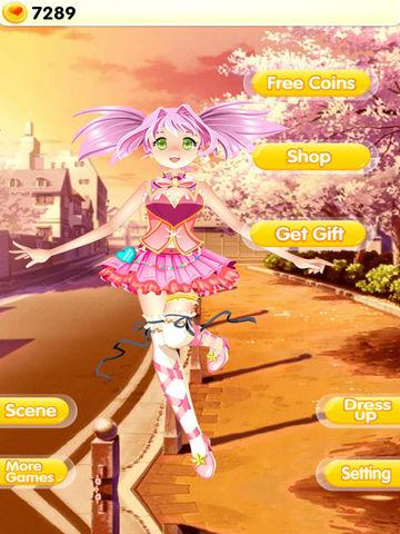 动漫小公主 - 二次元,美少女