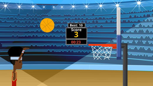 Free Throw Basketball Games by GameTime Sports