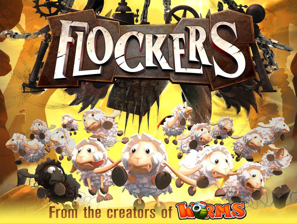 Flockers - Novinka studia Team17 (Video)