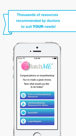 latchME - breastfeeding help so you can breastfeed longer and everywhere