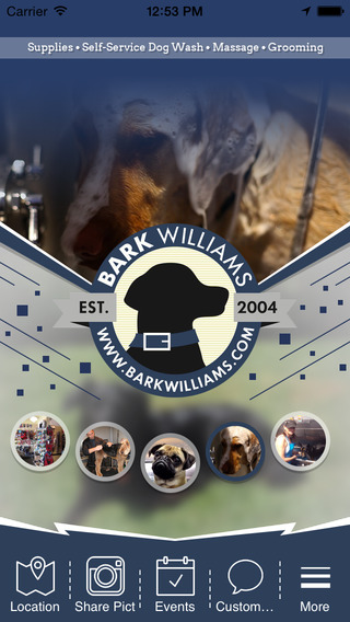 Bark Williams App