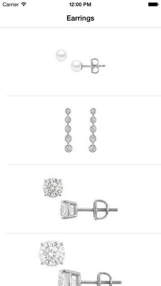 Earrings: Luxury Diamond Gemstone Pearl Gold Ear Rings