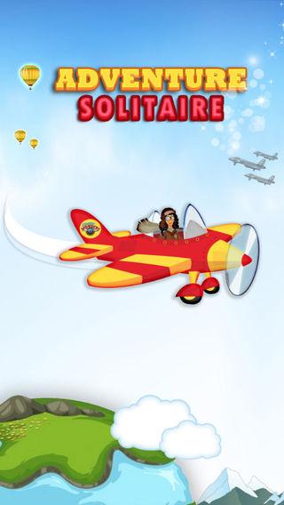 Klondike Blast Adventure Solitaire in Wonderland